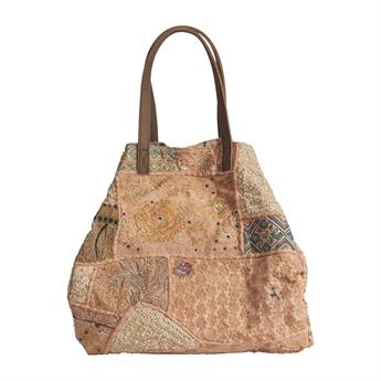 Picture of Shoulder bag Ritikka, old pink