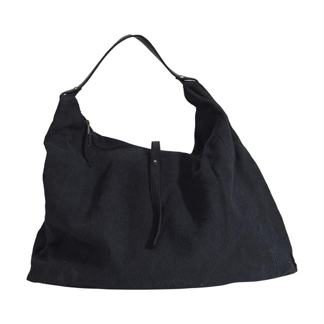 Picture of Shoulder bag Panama, matty canvas