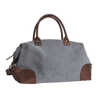 Picture of Weekend bag London, lt grey
