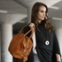 Picture of Weekend bag London, tan leather