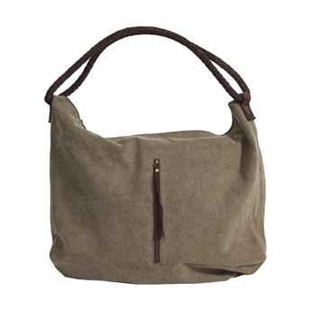 Picture of Shoulder bag Maddie, dk khaki