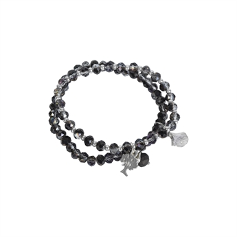 Picture of Bracelet Madelyn, dk grey