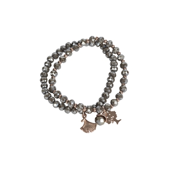 Picture of Bracelet Madelyn, metallic brown