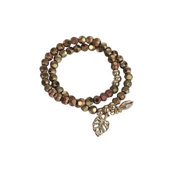Picture of Bracelet Adeline, goldish