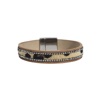 Picture of Bracelet Lula, brown