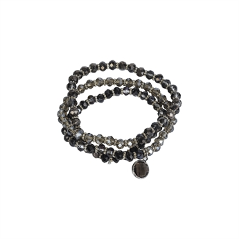 Picture of Bracelet/necklace Serena, grey