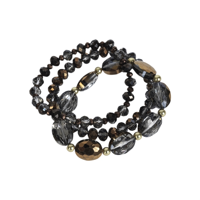 Picture of Bracelet Cadence, brown