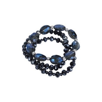 Picture of Bracelet Cadence, blue