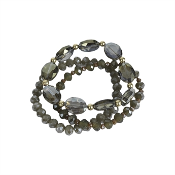 Picture of Bracelet Cadence, taupe