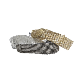 Picture of Bracelet Penny, silver/gold/gun metal