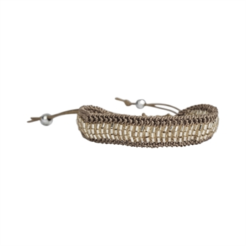 Picture of Bracelet Emery, taupe