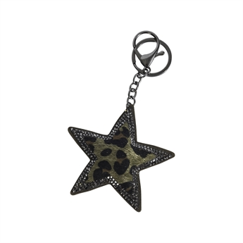 Picture of Keychain/Bag charm Melanie, green