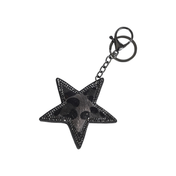 Picture of Keychain/Bag charm Melanie, grey