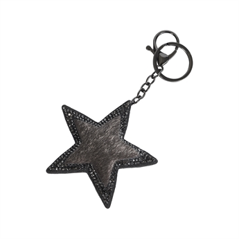 Picture of Keychain/Bag charm Blaire, grey