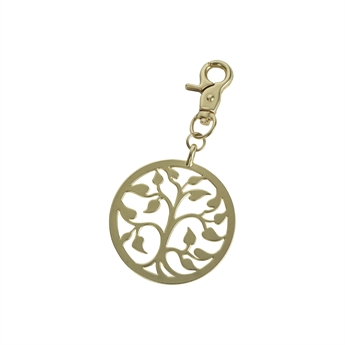 Picture of Keychain/Bag charm Kennedi, gold