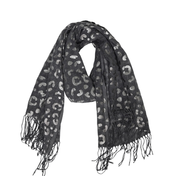 Picture of Scarf Avery, grey