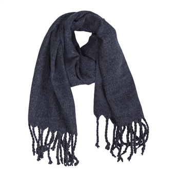 Picture of Scarf Emily, dk grey