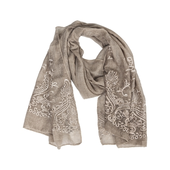 Picture of Scarf Amelia, beige