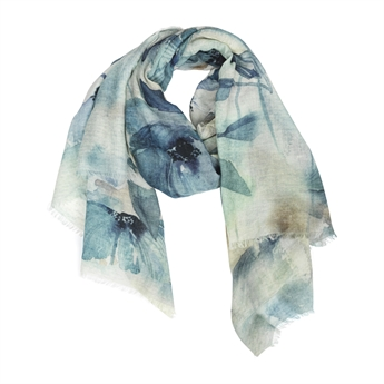 Picture of Scarf Molly, blue mix