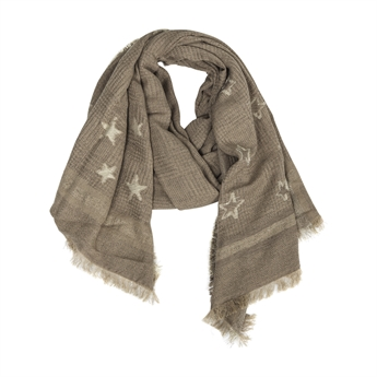 Picture of Scarf Liza, beige