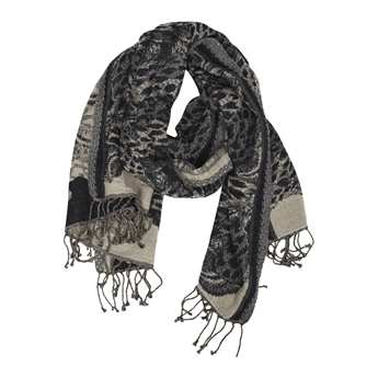 Picture of Scarf Noelle, beige mix