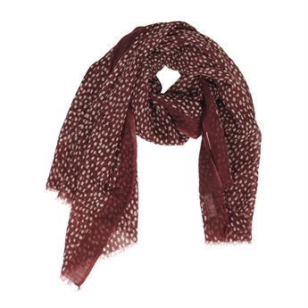 Picture of Scarf Isla, red
