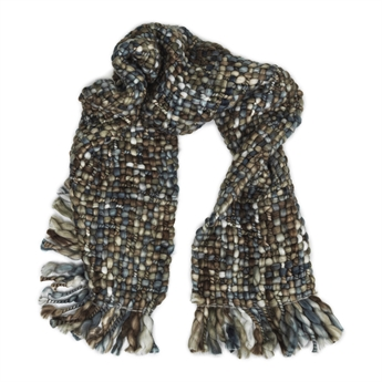 Picture of Scarf Lesly, blueish