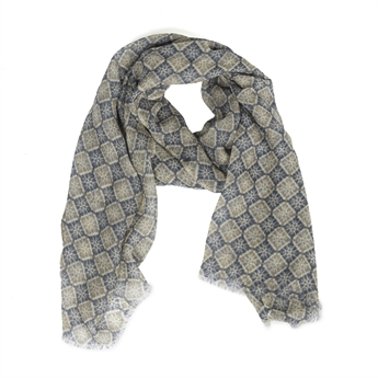 Picture of Scarf Christina, greyish