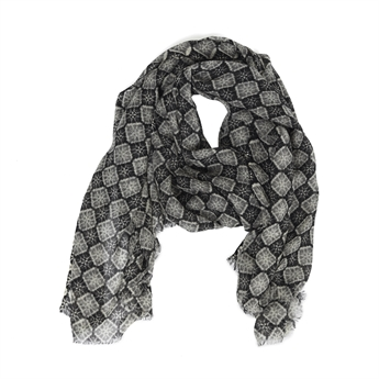 Picture of Scarf Christina, black