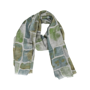Picture of Scarf Gabrielle, green
