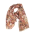 Picture of Scarf Zara, green/red