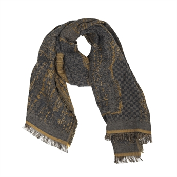 Picture of Scarf Elaine, yellow/brown