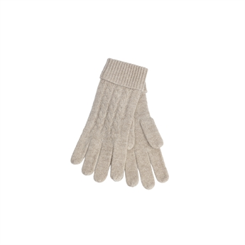 Picture of Gloves Zermatt, beige