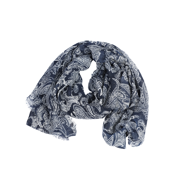 Picture of Scarf Rylee, navy