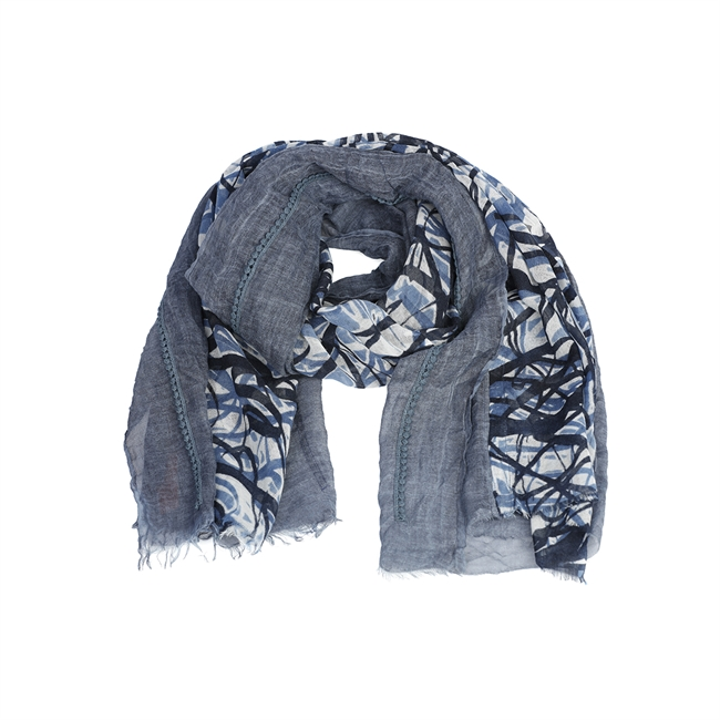 Picture of Scarf Sophie, blue