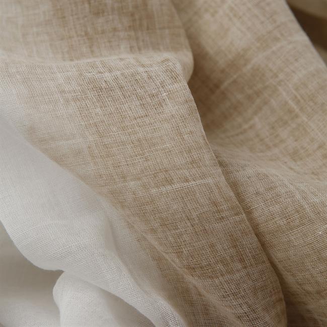 Picture of Parero/scarf Nelly, white/beige
