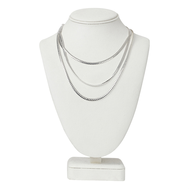 Picture of Necklace Maja, silver