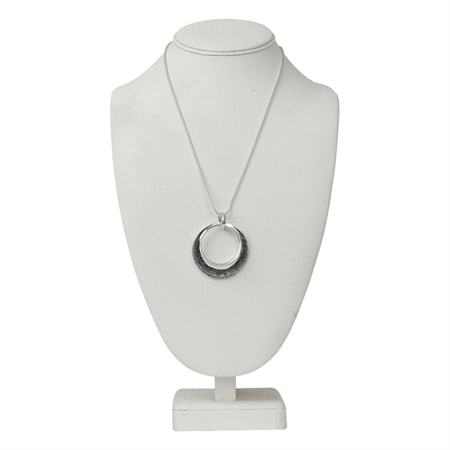 Picture of Necklace Anya, silver