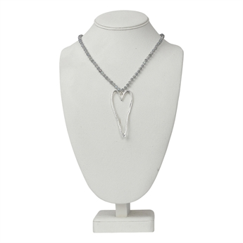 Picture of Necklace Cissi, silver