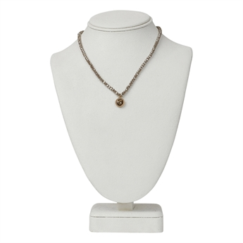 Picture of Necklace Nora, beige/gold
