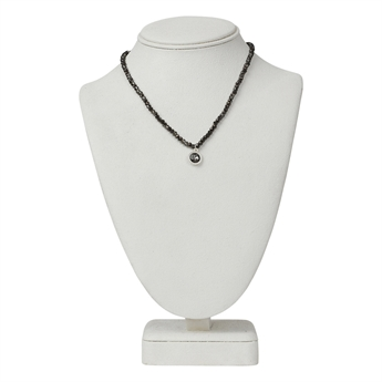 Picture of Necklace Nora, grey