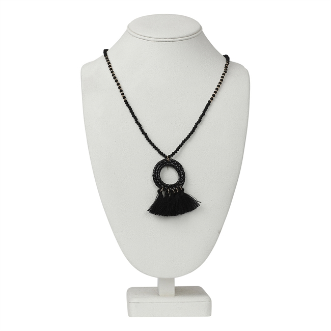 Picture of Necklace Vickie, black
