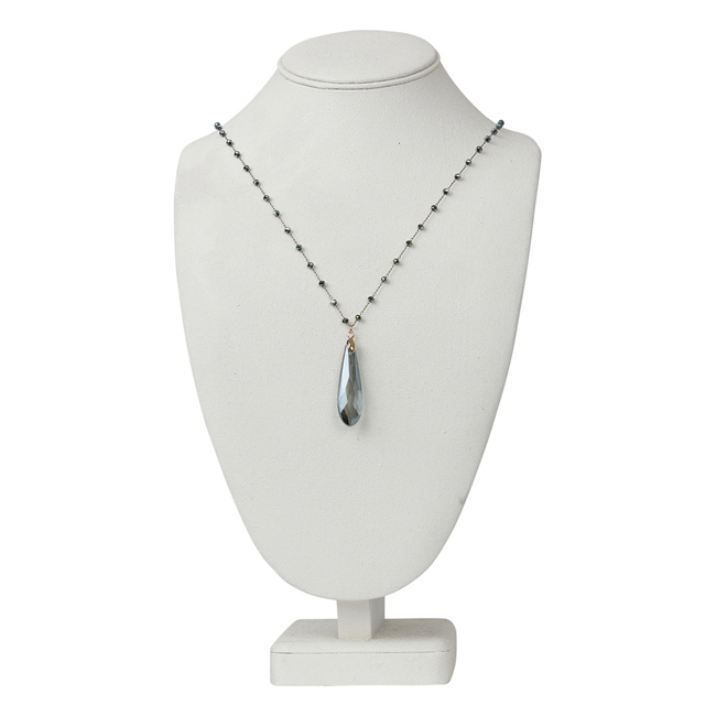 Picture of Necklace Madeleine, silver