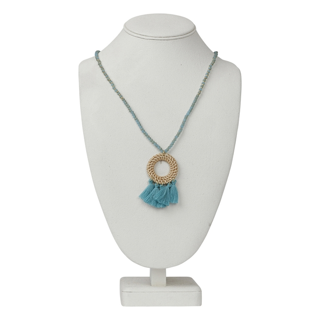 Picture of Necklace Tuva, turquoise