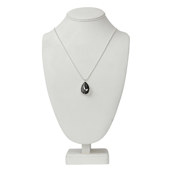 Picture of Necklace Annie, silver/grey
