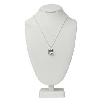 Picture of Necklace Annie, silver/crystal