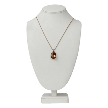 Picture of Necklace Annie, gold/lt pink