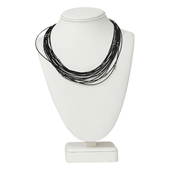 Picture of Necklace Eden, black