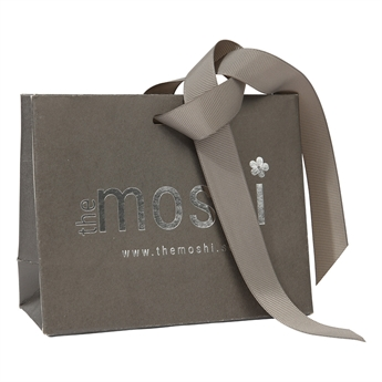 Picture of Small gift bag, grey, 14,5*11,5*6 cm