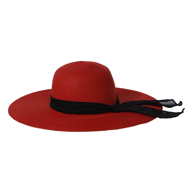 Picture of Hat San Sebastian, red